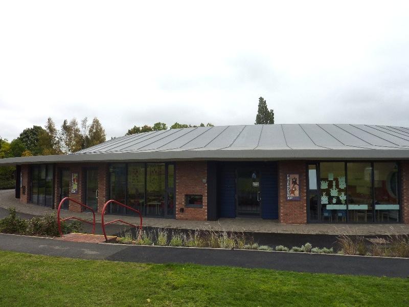 S&A Carpentry Christ Church C Of E Primary School 1