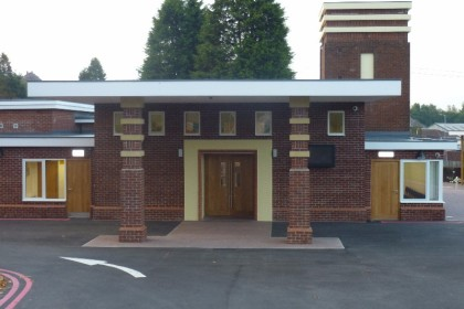 S&A Carpentry Rowley Regis Crematorium 1