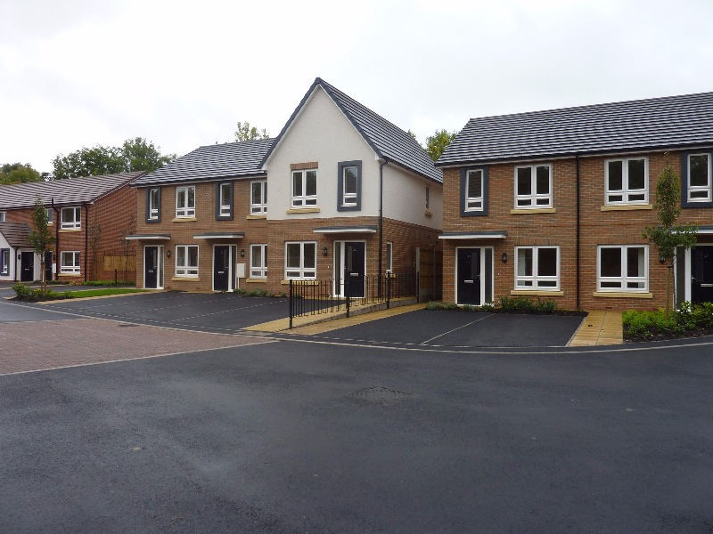 S&A Carpentry Telford Housing Project 5